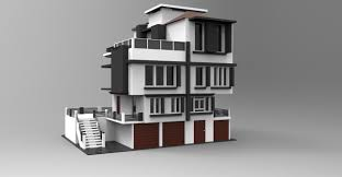 house models modeling modern house 3ds max tutorial part 1 youtube