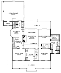 House Plans Colonial House Plan 86133 At Familyhomeplans Com