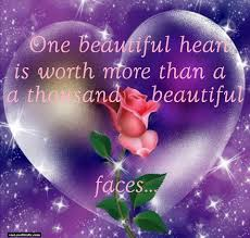 one beautiful is worth more than a thousand beautiful faces