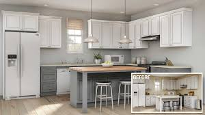 average cost of kitchen cabinets from home depot cost to remodel a kitchen the home depot