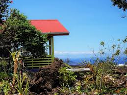 bungalow with spectacular ocean view from lanai and private