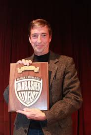 ron reagan unabashed atheist award freedom from religion