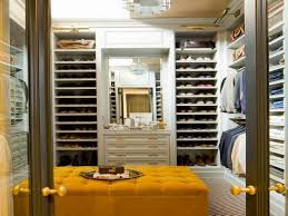 Master Bedroom Walk In Closet Designs Luxurious Bedroom Closet Organization With High Shoe Racks And