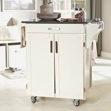 Kitchen Rolling Cabinet Kitchen Island Backwithtrash Kitchen Island With Trash Storage