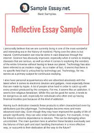 reflective essay ten reflective questions to ask at the end of