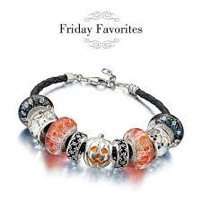 check out this adorable chamilia halloween bracelet chamilia