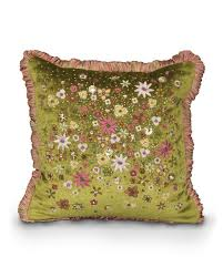 strongwater pillows strongwater 14x14 mille fiori pillow