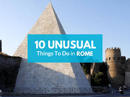 Things To Do With A Spare Room 10 Unusual Things To Do In Rome Alternative Travel Tips