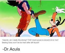 Goku Memes - 25 best memes about goku memes goku memes