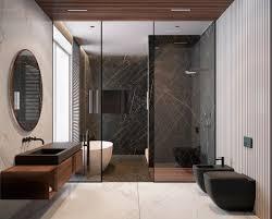 masculine bathroom designs a masculine bath interior design pinterest bath bathroom