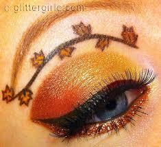 thanksgiving video ideas thanksgiving makeup look glittergirlc