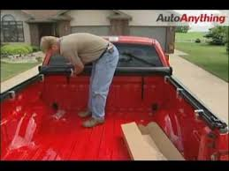 Truxedo Bed Cover How To Install Truxedo Truxport Roll Up Tonneau Cover On A Ford