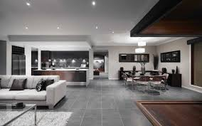 living room stunning open plan kitchen diner living room picture
