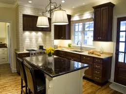 kitchen wall colors with dark cabinets kitchen paint color ideas
