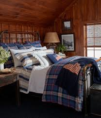 ralph lauren king down comforter ralph lauren saranac peak collection bentwood plaid comforter