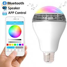 best buy light bulbs wireless e27 led rgb bluetooth speaker bulb light l ac110v 220v