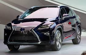 lexus hybrid sport car the all new 2016 lexus 450h luxury sport suv hybrid youtube