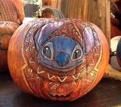 Disney Halloween Pumpkin Carving Patterns - halloween pumpkin carving at its finest oh my disney