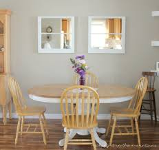 Mirrors In Dining Room How To Make Your Own Vintage Window Mirrors Making It In The