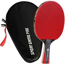 professional table tennis racket best ping pong paddle reviews 2018 and buyer s guide