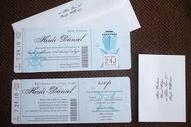 cruise wedding invitations nautical wedding boarding pass invitation tropical boarding pass