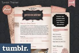 provocateur theme themes creative market
