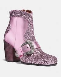 womens pink boots sale s boots booties coach