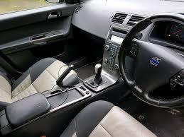 volvo s40 r design 2 0 diesel grey manual xenons leather etc in