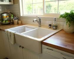 drop in farmhouse kitchen sink drop in farmhouse kitchen sinks decoration hsubili com drop in