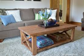 20 inspirations of cool diy coffee table