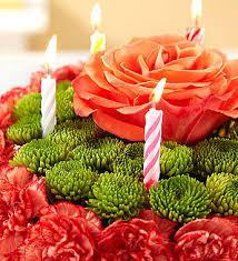 birthday flower cake birthday wishes flower cake yellow 1800flowers 148664
