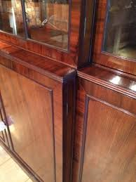 Break Front Bookcase Sold 19c Mahogany Breakfront Bookcase Antique Bookcases Cabinets