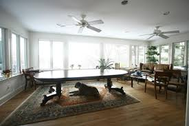Pads For Dining Room Table Dining Room Wonderful Dining Room Design Ideas With Custom Dining
