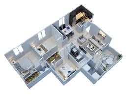 tempe north chamberlin associates llcchamberlin associates llc 3 bedroom floorplan