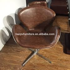 Swan Chair Leather Wooden Swan Chair Wooden Swan Chair Suppliers And Manufacturers