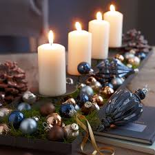 Ideas For Christmas Decorations Decorating Ideas Dining Room Table Decoration Christmas Excerpt