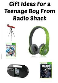 Great Holiday Gifts Great Holiday Gift Ideas For A Teenage Boy From Radioshack