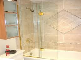 Trackless Bathtub Doors Bi Fold Shower Door Christmas Lights Decoration