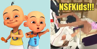 Upin Ipin Catches Inappropriate Version Of Upin And