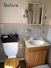 Cheap Bathroom Makeover Ideas Bathroom Plain Budget Bathroom Remodel Throughout Our Diy