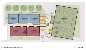basketball gym floor plans facility construction kentlake gym addition floor plan