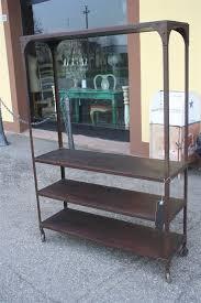 etagere in ferro credenze e librerie etagere industriale in ferro e legno