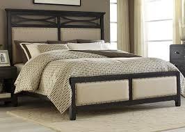 Upholstered Headboard Bed Frame Bedroom Upholstered King Bed Trends Including Headboards For