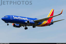 Southwest Flight 59 by N8501v Boeing 737 8h4 Southwest Airlines Yukai Peng Jetphotos