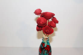 how to make best out of waste flower vase diy youtube