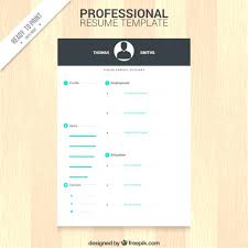 visual resume templates free download doc to pdf template visual resume template minimalist with simple design