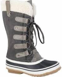 womens grey boots sale amazing deal on s portland boot company duck duck