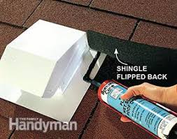 venting exhaust fan through roof venting exhaust fans through the roof family handyman