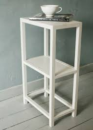 Tall Bedside Tables by Tall Thin Bedside Tables Els Homes