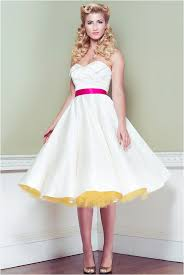50 s wedding dresses 50s inspired wedding dresses 10 exles of showcasing the